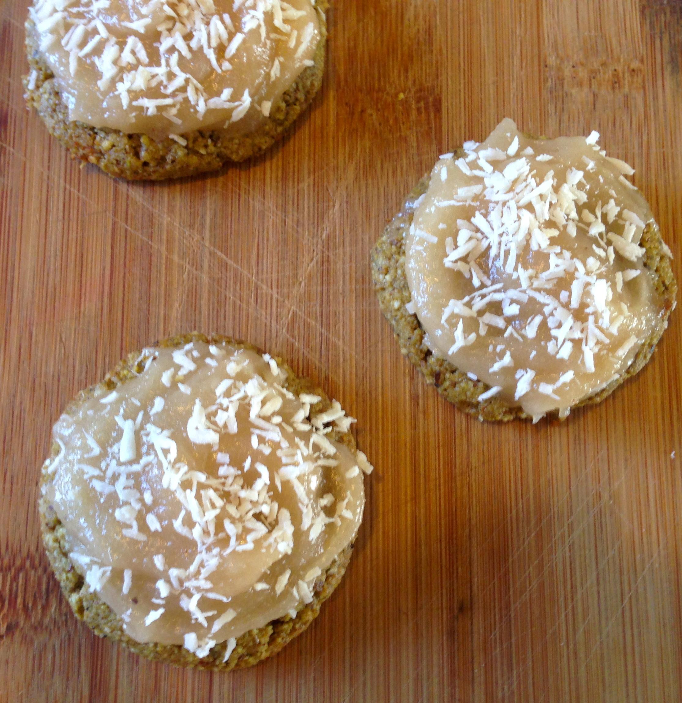 Vegan Paleo Pistachio Cookies
